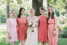 Bridal Party / by Ju.Lee Collection