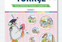 Türkçe Konu Anlatımlı Yardımcı Fasikül Setler