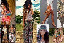 Hippie & folk Style