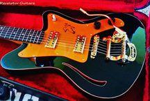Revelator SuperTone Offset Guitars