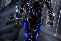 Super heroes/villains/Vigilatnes