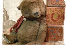 antique toys / by denise ernst