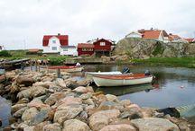 Swedish west coast archipelago