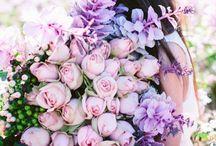Florals and Femininity / Flowers and pretty feminine fashion  / by IGIGI