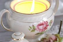 Kerzen/Candles