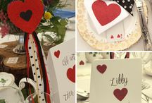 wedding inspiration: valentines / Valentines Day inspiration for your wedding - Stationery from byjo.co.uk