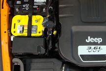 Jeep Zweitbaterie