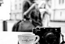 coffee anyone? / by Julie Caliel Boney MYSMALLWALL