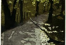Printmaking & printmakers / Favorite prints and printmakers both contemporary and historic.