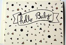 Baby Love Stationery