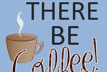 all things coffee / by Doris Bliss Coluni