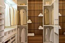 Closet e Penteadeira
