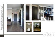 Projets d'aménagement d'interieur_AKODINH