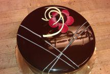 decorating of cake