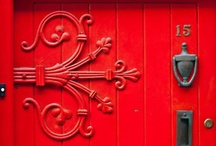 Doors and Knobs <3 / by Patti Beyer