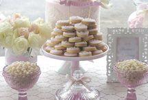 Mesas de dulces / Mesas de dulces