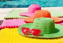 Happy Colorful Summer / Een kleurrijk zomergevoel! / by Marjo Houben
