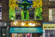 The Restaurant / Located in the heart of Camden Town, Made In Brasil aims to bring the best of Brasilian and Latino culture, food, drink and music to London.