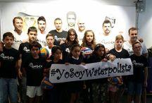 #YoSoyWaterpolista