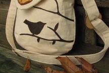 Bird purses
