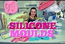 How to make fondant moulds