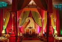 wedding decor / Planning your wedding decor will be one of the most exciting parts of your wedding. Wedding decor includes your centrepieces, chair covers and any other decoration that you have on your big day.