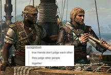 Why assassins creed is so funny