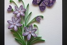Quilling / by Angela Harvey