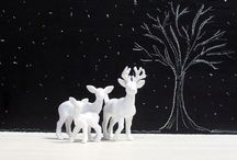 christmas details / holiday decor and ideas / by Jenna Graviss