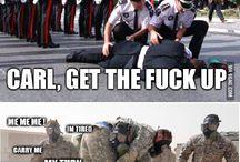 Militärhumor