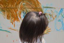 USINA PEDAGÓGICA / Usina Pedagógica é um espaço que atende crianças de várias idades com aulas de artes, acompanhamento escolar (tutoria), psicopedagógico.