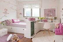 Chambre bébé enfant / agencement