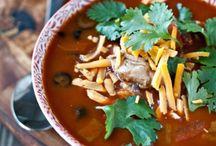 Soups / by Krystal Hayre-Jordan