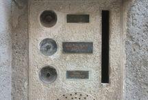 Campanelli veneziani - venetians bells / A nice trip in Venice to find bell's special shapes. Gironzolando a Venezia per trovare Campanelli Dalle forme diverse.