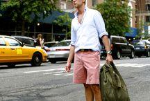 Fashion for Men / by Loren Abarientos
