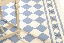 Flooring / Flooring can make all the difference to a traditional home - we've pinned some options that evoke that traditional feel