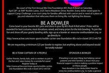 relay bowling tournament