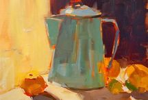 Paintings-Robin Weiss / by Linda Spang