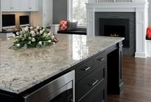 Bradford Renovation / Kitchen, mudroom, laundry, and living room remodel.