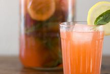 Cold Beverages I Want to Make / Recipes of cold beverages I want to try