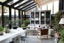 HOME....garden room