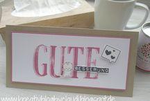 DIY Cards Gute Besserung