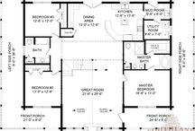 Our Abode ~ Floor Plans
