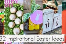 BEST Easter Ideas / FOOD, DECORATIONS, PEEPS, RABBITS, ETC. / by Diane Jones
