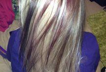 Hair (: / by Elizabeth Wimpey