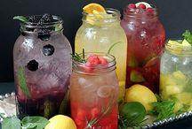 Mňamoty - nápoje