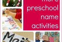 Name practice