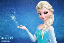 DISNEY • Elsa