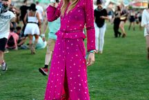 Spotted @ Coachella / Our favorite looks from weekend one of Coachella