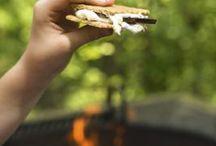 Camp foods